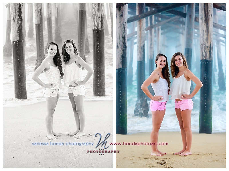 friends Senior portraits in Newport Beach_263