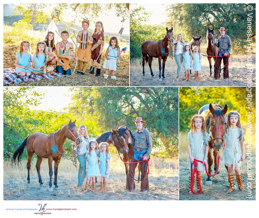 Native American Indian Styled Shoot Orange County Photographer