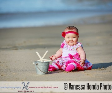 Happy golden morning {Laguna Beach Family Portraits}
