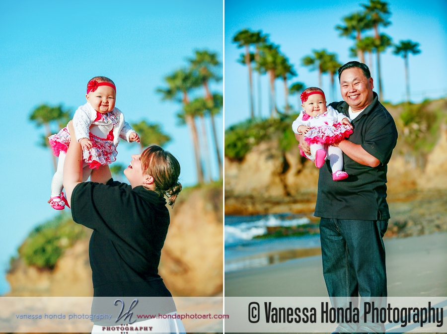 Laguna Beach Family Portraits at Shaw's Cove 4