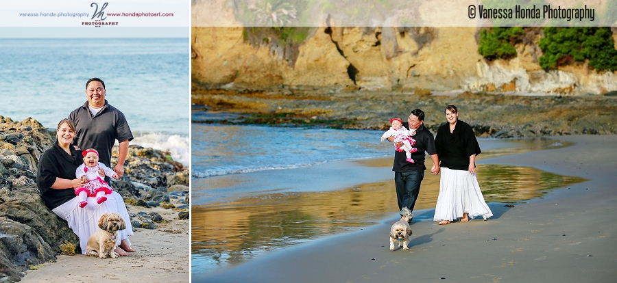 Laguna Beach Family Portraits at Shaw's Cove 8