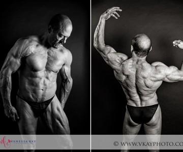 Amazing former Mr. USA body builder photos {Newport Beach Photographer}