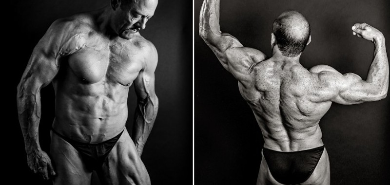 Amazing former Mr. USA body builder photos {Newport Beach Photographer}
