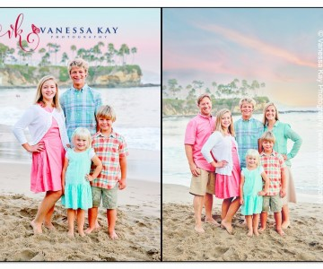Beach Babes {Laguna Hills Family Portraits}