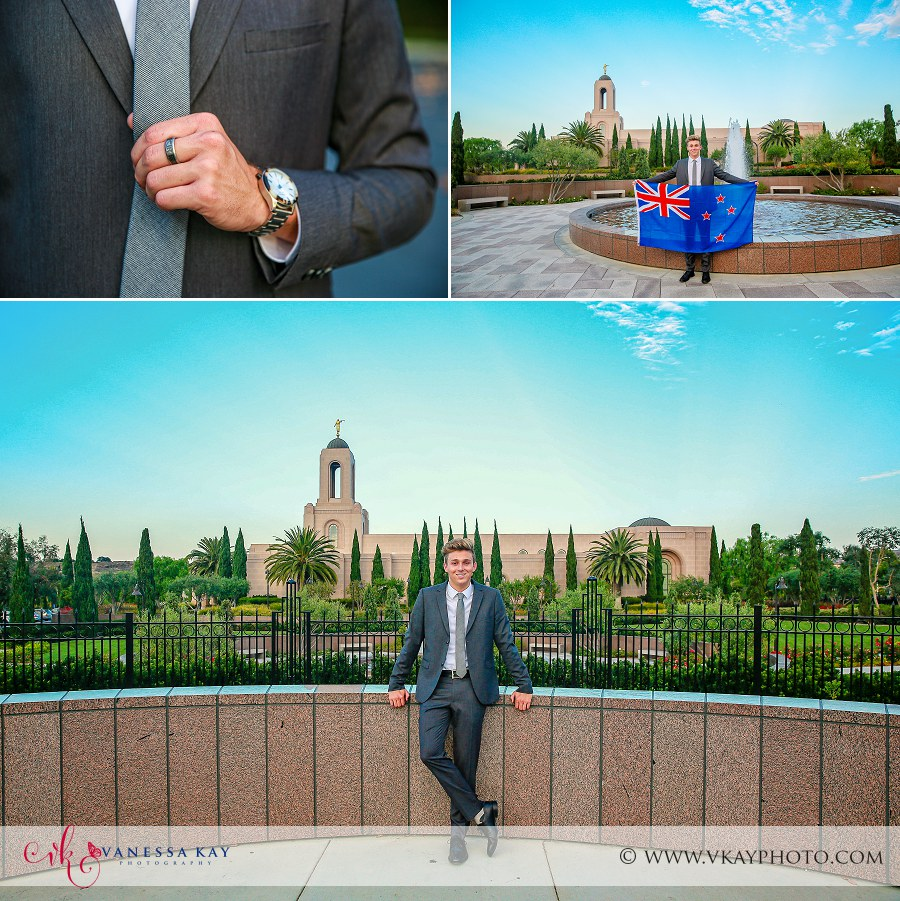 LDS Missionary Portraits Newport Beach Temple 6