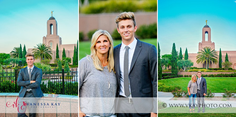 LDS Missionary Portraits Newport Beach Temple 7