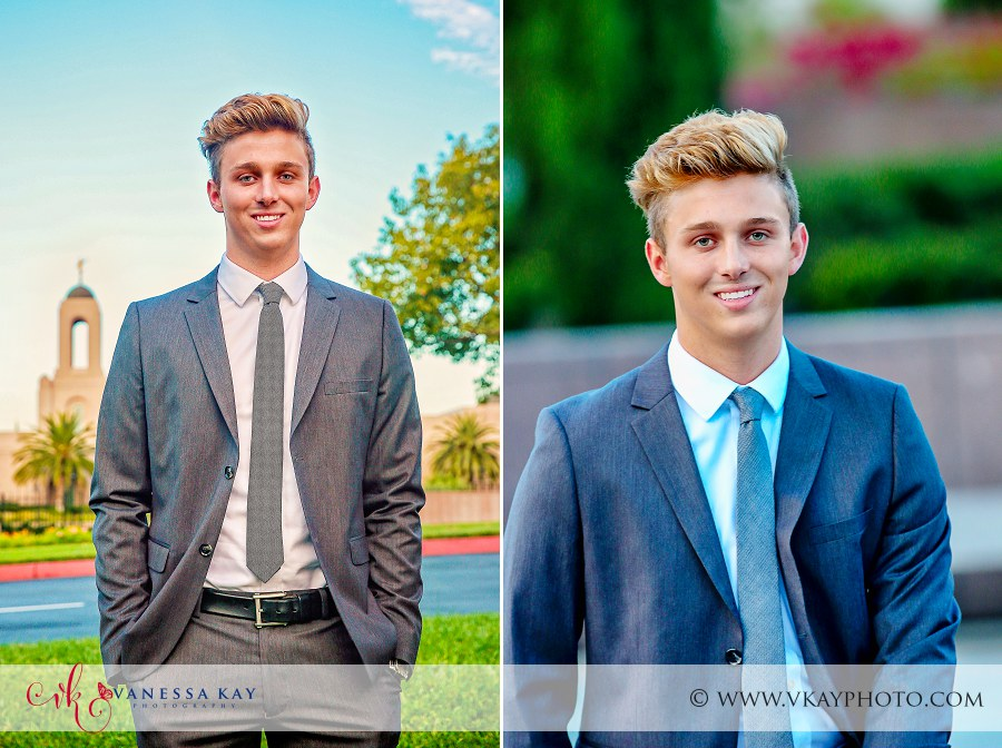 LDS Missionary Portraits Newport Beach Temple 8