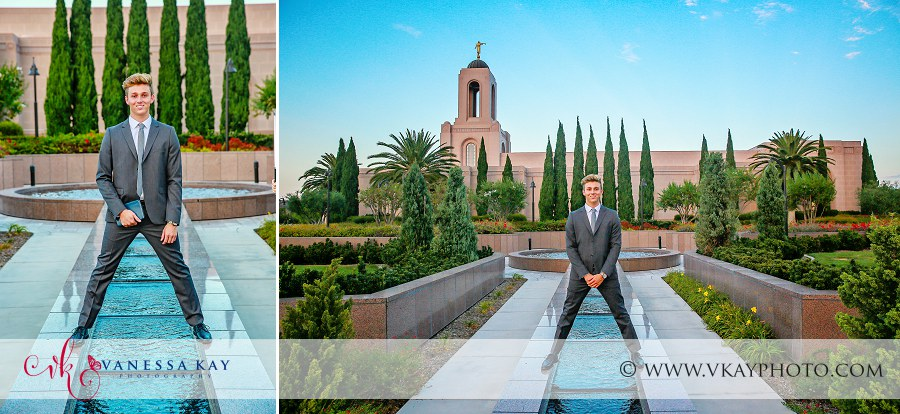 LDS Missionary Portraits Newport Beach Temple 9
