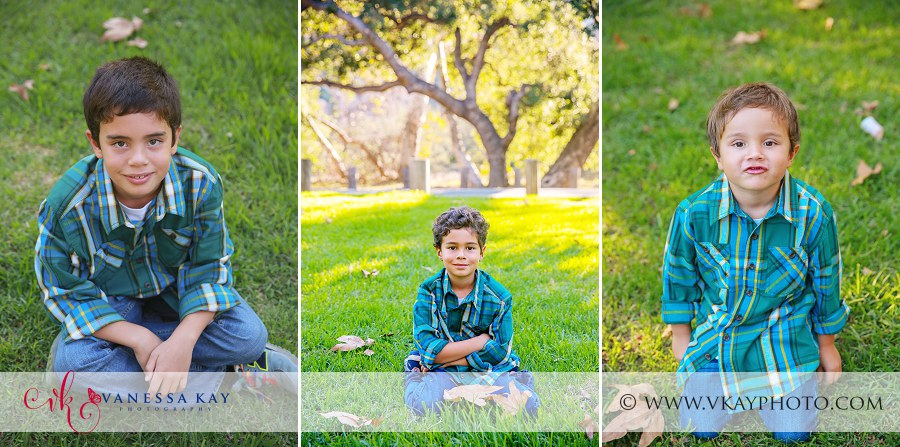 Family Portraits at Irvine Regional Park 11