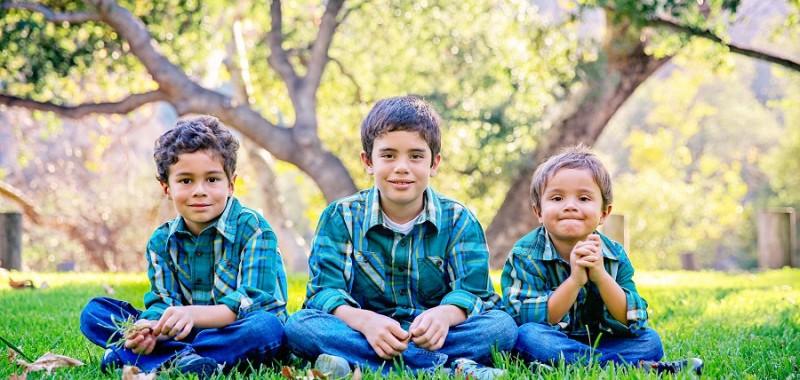 Family fun in Irvine Regional Park