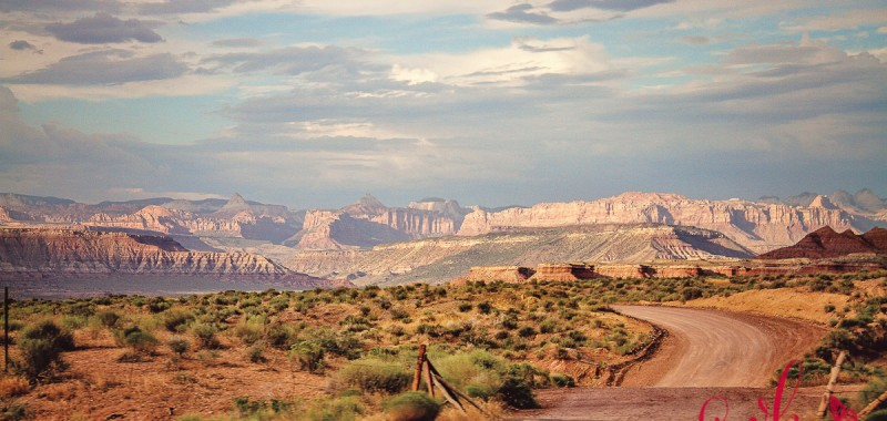 Back country roads {Southern Utah Landscape Photography}