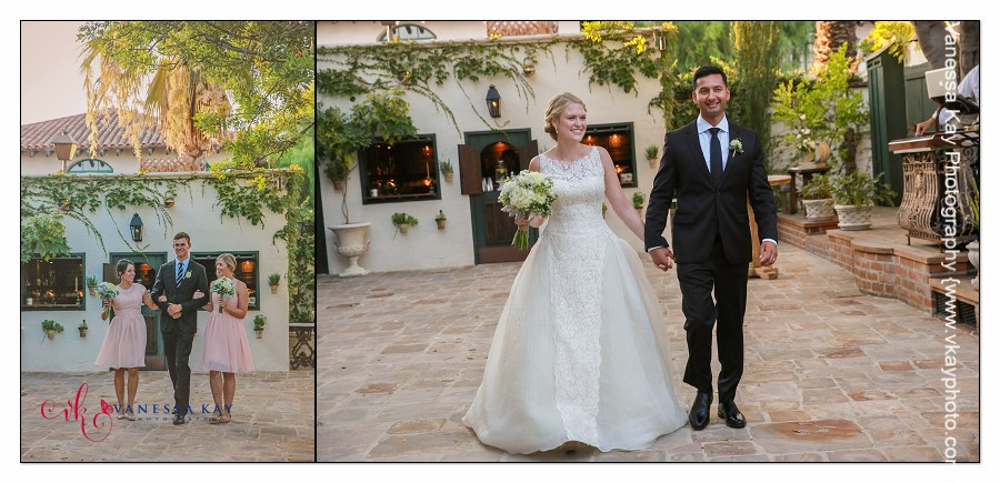 Villa San Juan Capistrano Singh Wedding and Reception 12