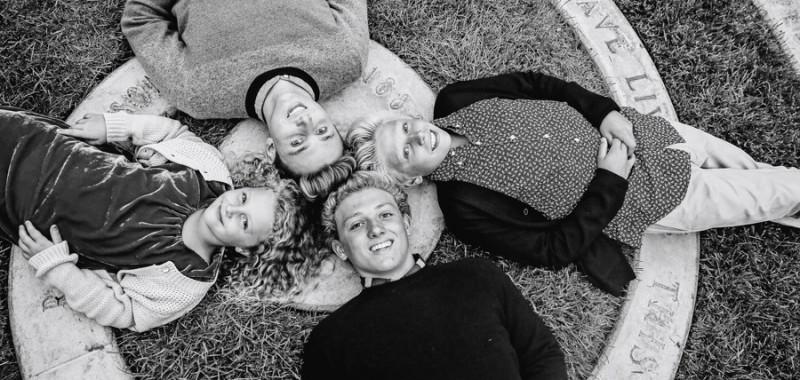 Fall Family portraits {Orange County Family Portrait Photographer}