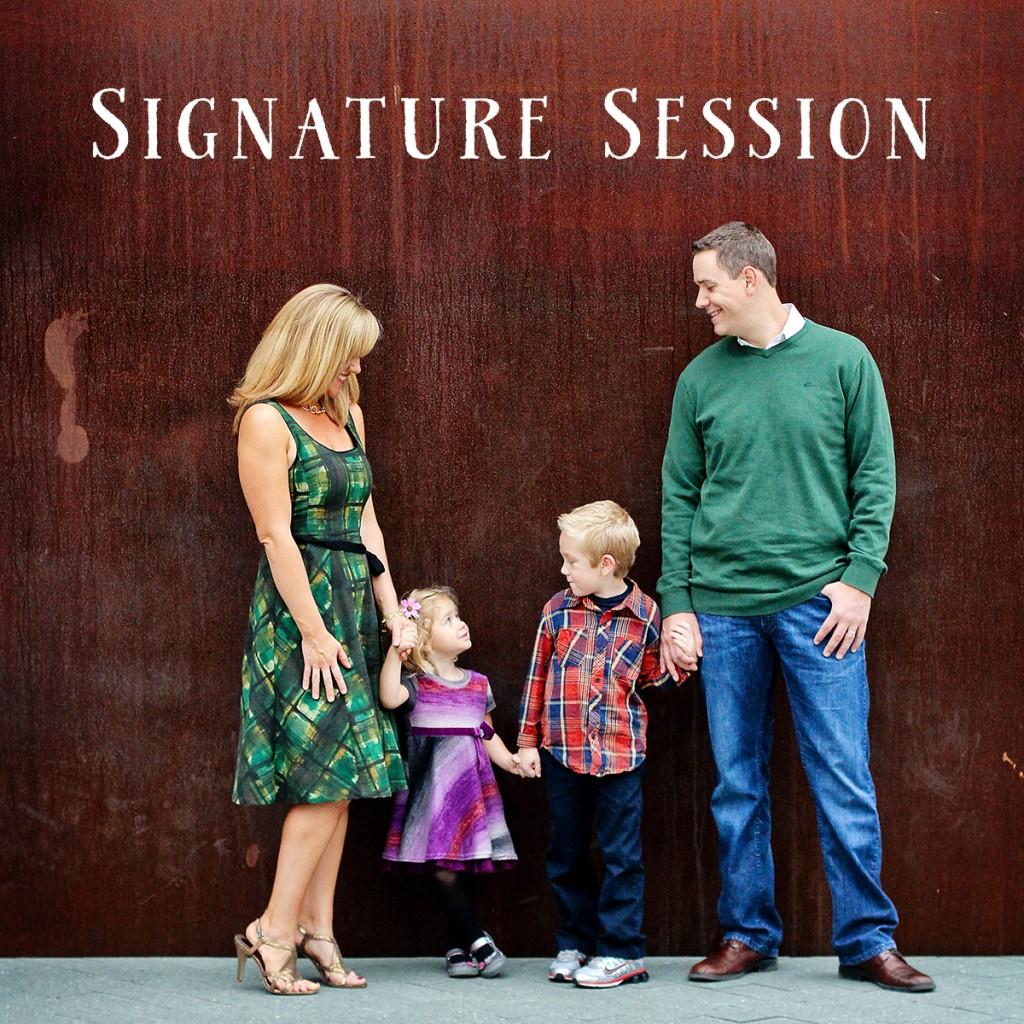 Signature Session