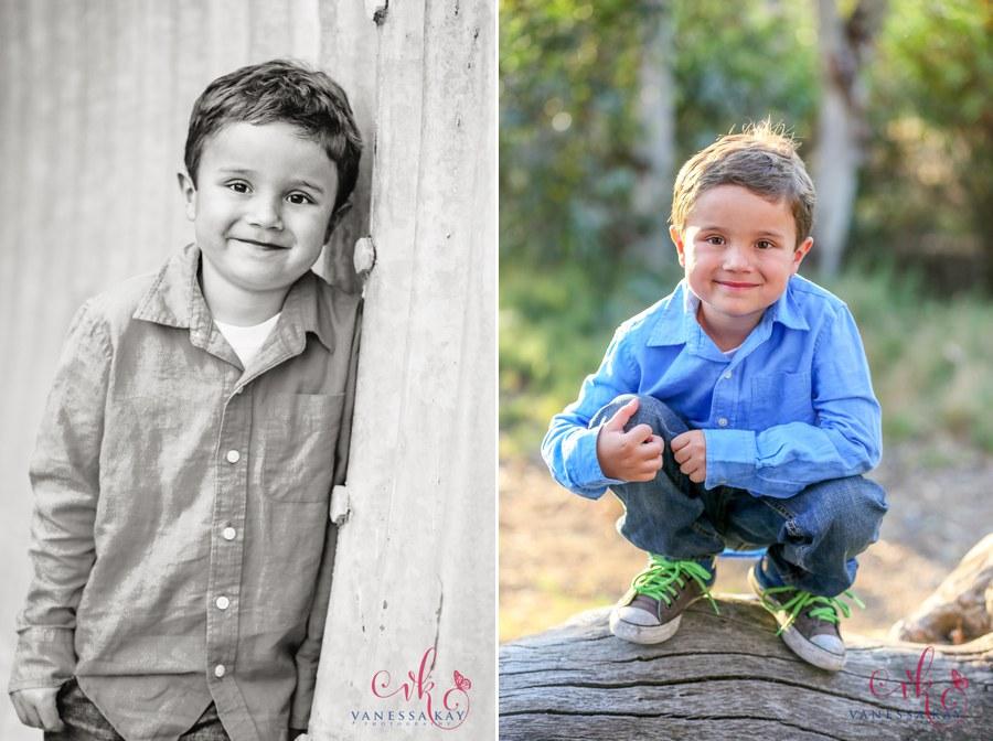Laguna Hills Rustic Family Portraits 10