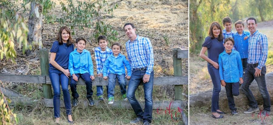 Laguna Hills Rustic Family Portraits 16