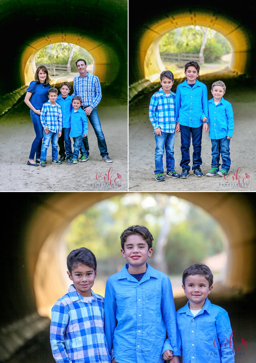 Laguna Hills Rustic Family Portraits 18