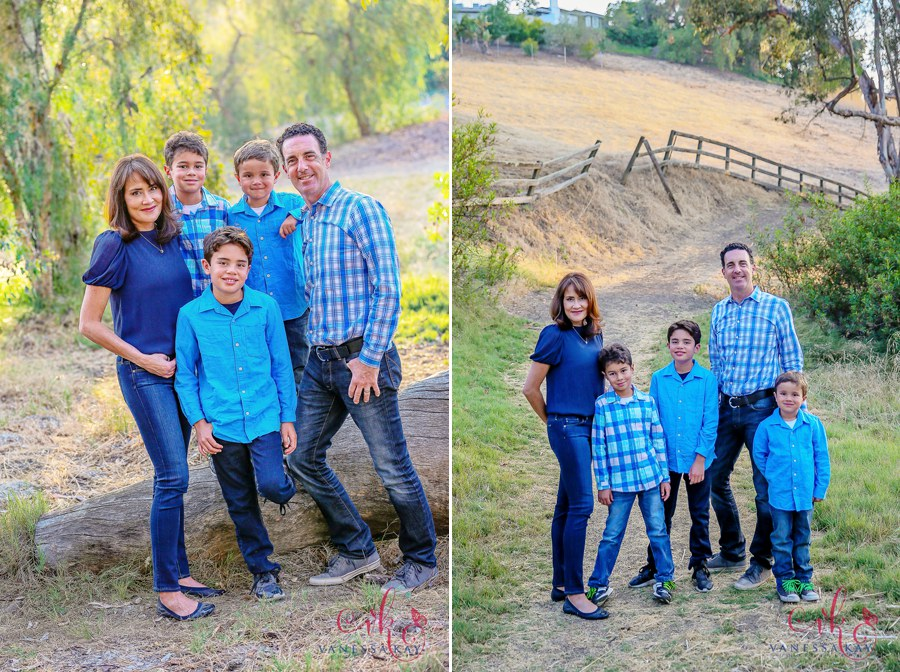 Laguna Hills Rustic Family Portraits 20