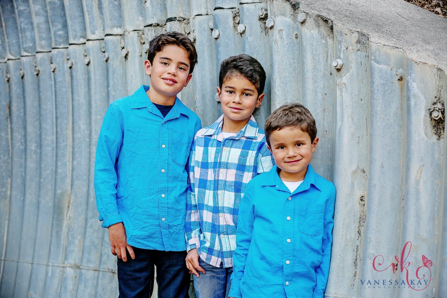 Laguna Hills Rustic Family Portraits 4