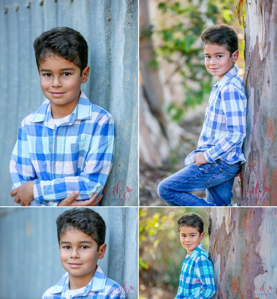 Laguna Hills Rustic Family Portraits 5