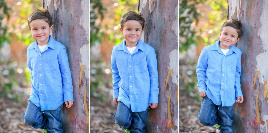 Laguna Hills Rustic Family Portraits 9