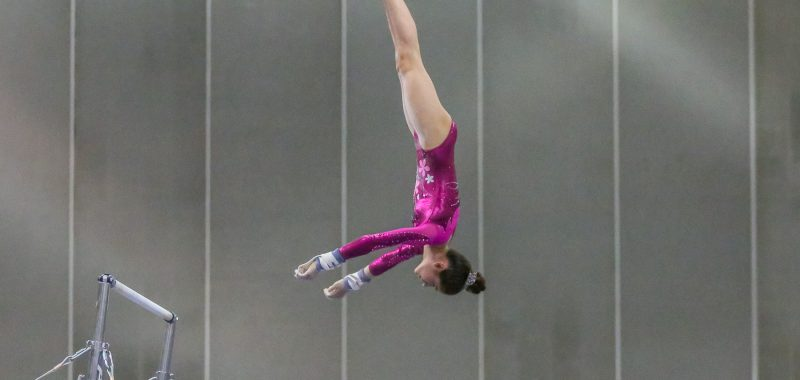 USA gymnastics competition photos