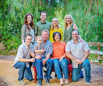 Classic Family Portraits in Nellie Gail {Orange County Family Portraits}