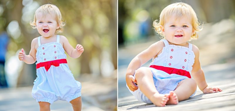 Callie Turns 1 {Orange County Baby 1st Year Portraits}